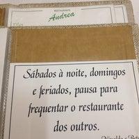 Foto tirada no(a) Andrea Restaurante por Pedro G. em 11/9/2013