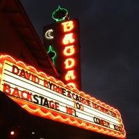 Снимок сделан в Bagdad Theater & Pub пользователем Dan V. 10/20/2012