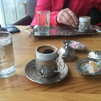 Photo taken at Gürkan Cafe by Yasemin P. on 4/23/2015