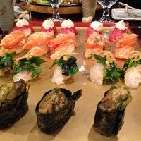1/20/2013 tarihinde Charles B.ziyaretçi tarafından Sushi of Gari'de çekilen fotoğraf