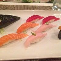 Photo taken at Kiku Sushi by Charles B. on 6/22/2013