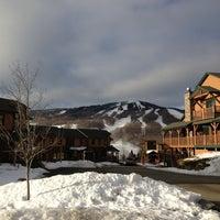 Photo taken at Mount Snow Resort by Charles B. on 1/15/2013