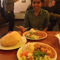 Photo taken at Naan by Ina L. on 10/30/2014