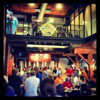 Photo taken at BridgePort Brew Pub by Michael H. on 7/24/2013