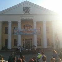 Photo taken at Клуб Октябрь by Evgeniy E. on 9/12/2014