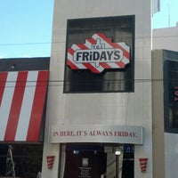 Photo taken at T.G.I. Friday's by Francisco A. on 2/8/2013