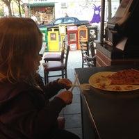 Photo taken at Stromboli Pizza by Matt H. on 5/6/2013