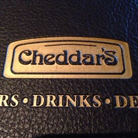 Photo taken at Cheddar's Scratch Kitchen by Chris C. on 1/24/2014
