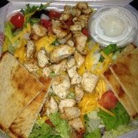 Photo taken at SideStreet Diner by Sarah C. on 10/26/2012