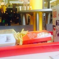 Photo taken at McDonald's by Blerim H. on 3/22/2015