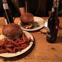 Photo taken at Pottburger by Blerim H. on 12/28/2015