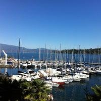 Photo taken at Hotel Bellerive by KopEl on 9/14/2012