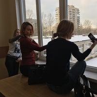 Photo taken at Социальный техникум СЗИУ РАНХиГС by Катерина on 2/27/2017