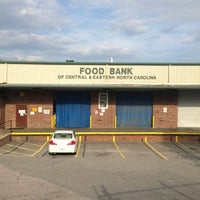 Photo taken at Food Bank of Central & Eastern NC by Jake S. on 8/8/2013