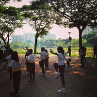 Photo taken at Punggol Park by Ayi3 A. on 5/19/2013