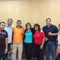 Photo taken at Kasr El Dobara Evangelican Church by Jeff N. on 5/7/2014