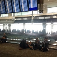 Photo taken at Gate A44 by Tami D. on 5/18/2014