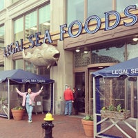 Photo prise au Legal Sea Foods par Missy B. le3/29/2013