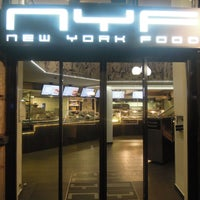 Photo taken at New York Food by New York Food on 4/12/2014