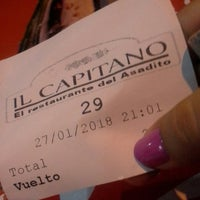 Photo taken at IL Capitano by Albi . on 1/28/2018