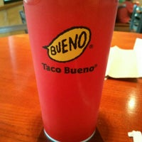 Photo taken at Taco Bueno by Laura C. on 4/5/2016