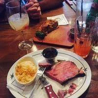 Photo taken at Saltgrass Steak House by Claudette S. on 7/4/2017