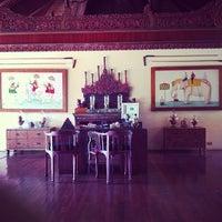 Photo taken at Anantara Hua Hin Resort and Spa by Park Yoo Jin . on 10/27/2012