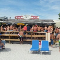 Photo taken at PCI Beach Bar by Amanda L. on 5/27/2013