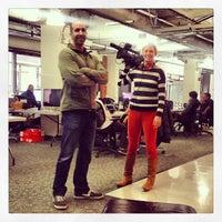 Photo taken at Techstars HQ by Heather Capri B. on 1/31/2013