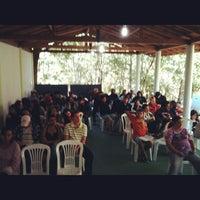 Photo taken at Comunidade Águas Vivas by Cristiano B. on 7/28/2012