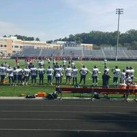 Photo taken at Thomas S. Wootton High School by Edwin Z. on 9/10/2016