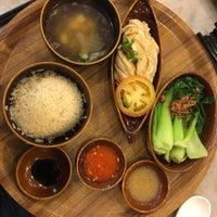 Photo taken at Loy Kee Best Chicken Rice 黎記海南雞飯 by Dora C. on 3/19/2017