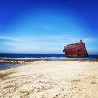 Photo taken at bizerte by Aymen H. on 5/11/2014