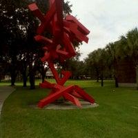 Photo taken at Orlando Museum of Art by Blake W. on 9/21/2012