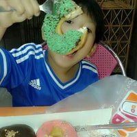Photo taken at Dunkin' Donuts by Widhi A. on 6/13/2014