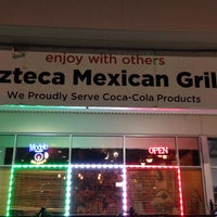 Photo taken at Azteca Mexican Grill by Rick U. on 12/1/2013