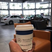 Lovely ... Photo Taken At Mercedes Benz Of Foothill Ranch By Abdullah A. On 1/ ...
