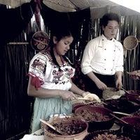 Photo taken at 10 Encuentro de Cocina Tradicional Michoacán by march c. on 10/5/2013