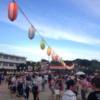 Photo taken at 鎌倉市立深沢小学校 by あまの じ. on 8/3/2014