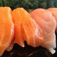 Photo taken at Hide Sushi by Dori S. on 9/30/2012