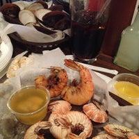 Photo taken at The Boston Hotel's Steak & Crabhouse by Cricklizard B. on 9/23/2012