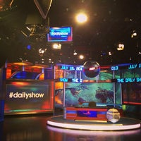 Photo taken at The Daily Show with Jon Stewart by Rich C. on 7/18/2013