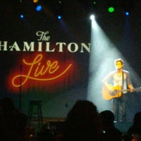 Photo taken at The Hamilton by Bryan P. on 11/16/2012