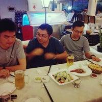 Photo taken at 翰风餐厅 by john l. on 7/14/2014