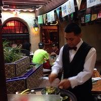 Photo taken at La Cabaña Restaurant by Martha M. on 6/1/2014