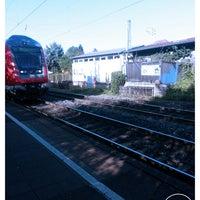 Photo taken at Bahnhof Schallstadt by Ö💤Y on 10/31/2014