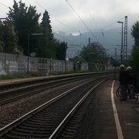 Photo taken at Bahnhof Schallstadt by Ö💤Y on 9/1/2014