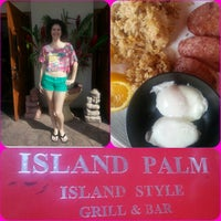 Photo taken at Island Palm Grill & Bar by Sativa V. on 11/21/2012