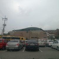 Photo taken at Wonju Sahmyook School by Aaron C. on 9/14/2012