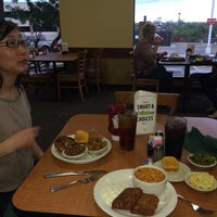 Photo taken at Luby's by Donald P. on 3/26/2014